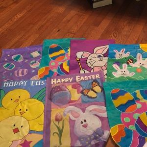 Other - Seven Easter Flags